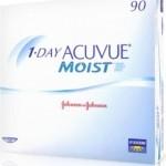 1-day acuvue moist 90 pk