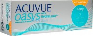 1-Day Acuvue Oasys for Astigmatism D -1,25, цилиндр -0,75, ось 80