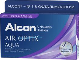 Air Optix Multifocal 3pk