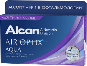 Air Optix Multifocal 3pk