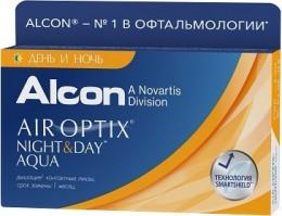 Air Optix Night & Day Aqua 3pk
