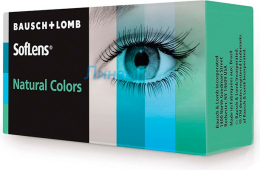 SofLens Natural Colors, 2pk
