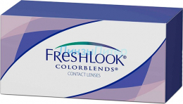 FreshLook ColorBlends (одна пара линз)