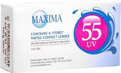 Maxima 55 UV 6pk