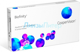 Biofinity, 6pk