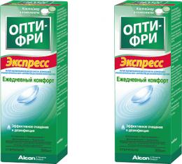 ALCON Opti-Free Express, 355 X 2