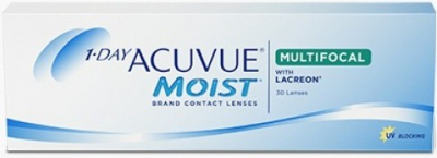 1-Day Acuvue Moist Multifocal 30pk