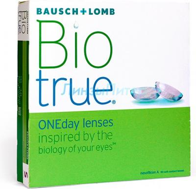 Biotrue One Day 90pk