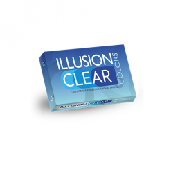 Illusion Clear, 2pk