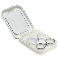 Квадратный дорожный набор для контактных линз Adria