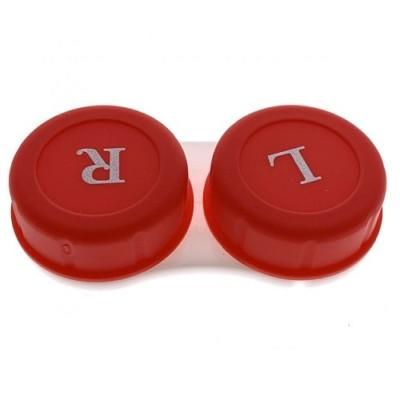 Цветной контейнер для контактных линз в ассортименте