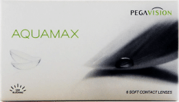 PEGAVISION Aquamax 6pk
